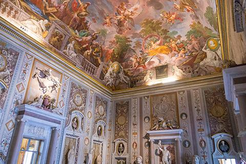 citytrip rome Galleria Borghese