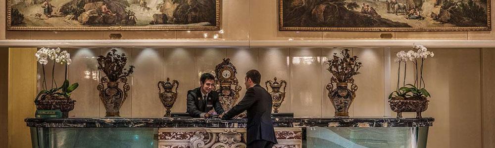 Hotel Rome Cavalieri, A Waldorf Astoria Resort