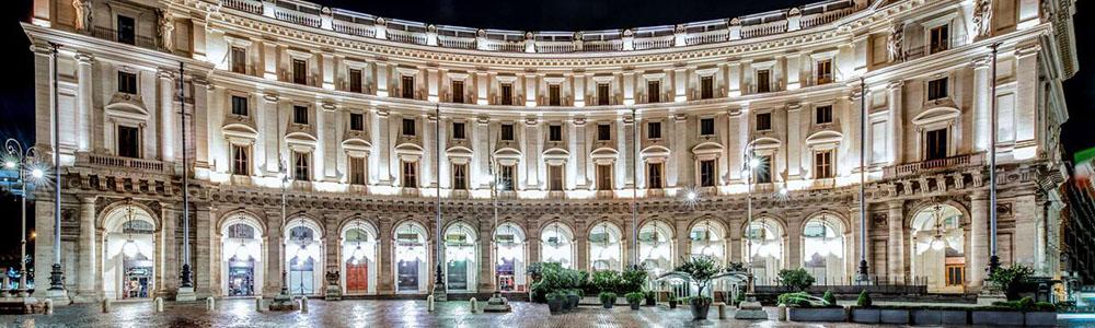 Palazzo Naiadi, The Dedica Anthology