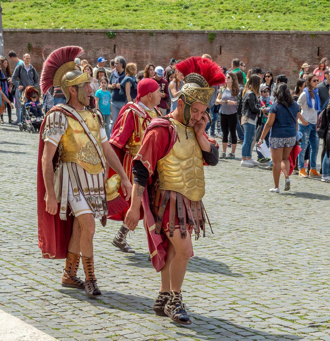 citytrip rome gladiatoren