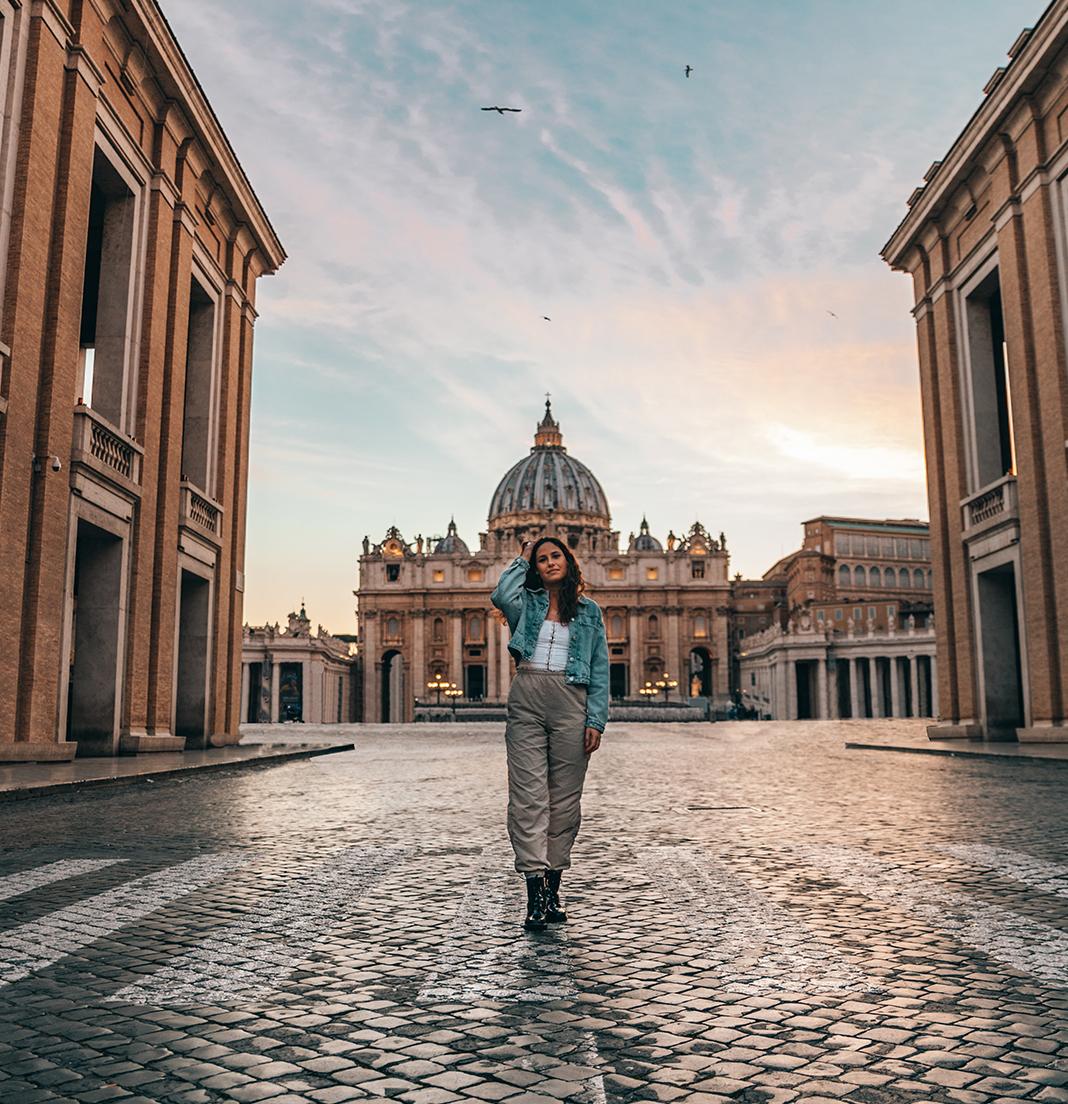 citytrip rome roma pass