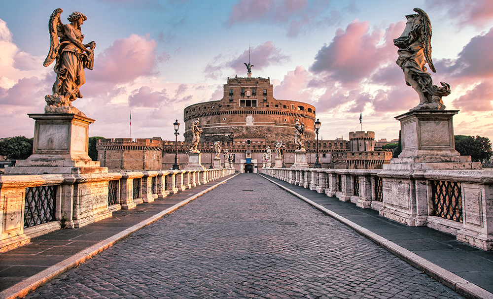 citytrip rome waarom