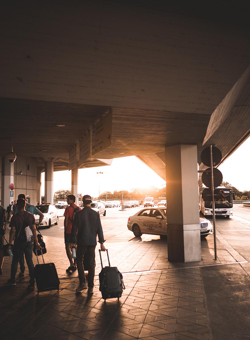 luchthavenvervoer citytrip